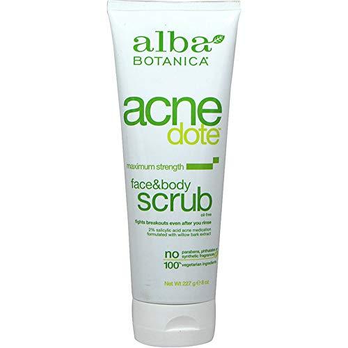 Alba Botanica - Natural AcneDote Face & Body Scrub
