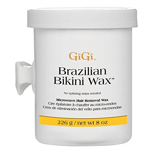 GiGi - Brazilian Bikini Wax Microwave Formula
