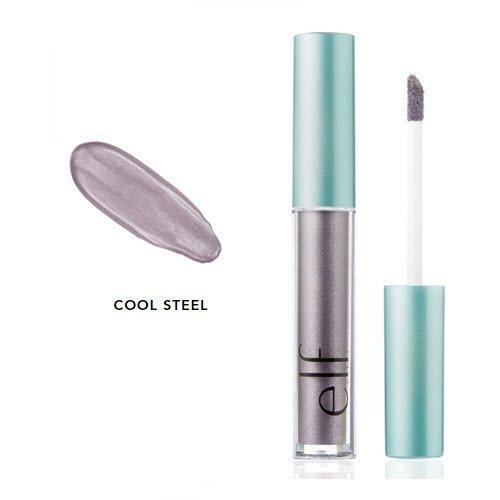 E.L.F. - e.l.f. Aqua Beauty Molten Liquid Eyeshadow 57048 Cool Steel