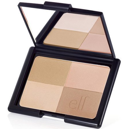 e.l.f. - Bronzing Powder, (Golden) with mirror