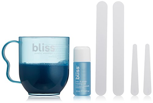 Bliss - Poetic Waxing Hair Removal Kit