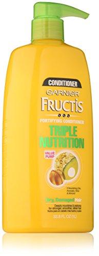 Garnier - Garnier Fructis Triple Nutrition Conditioner, Dry to Very Dry Hair, 33.8 fl. oz.