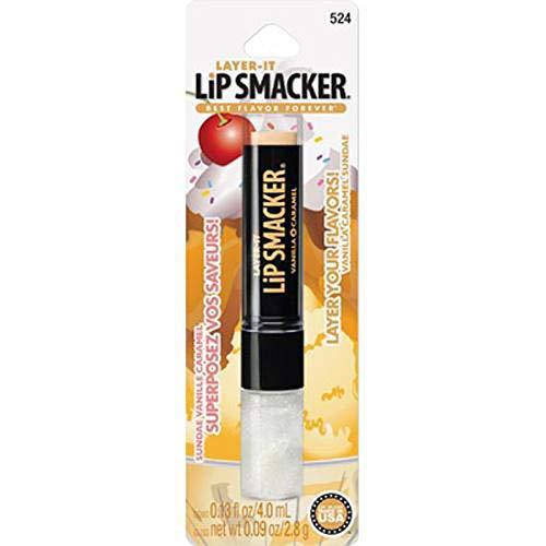 BONNE BELLE-MARKWINS - Lip Smacker Layer-It Gloss ~ Vanilla Caramel Sundae 524