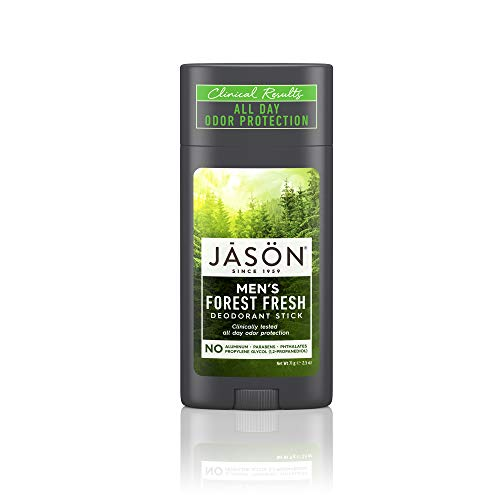 JASON - JASON Men's Forest Fresh Deodorant, 2.5 Ounce Stick