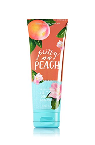 Bath and Body Works - Ultra Shea Cream Pretty As A Peach