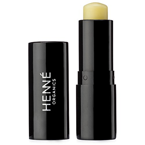 Henné Organics - Henné Organics V2 Lip Balm Treatment Stick - USDA Certified Organic All Natural Unscented Moisturizer For Sensitive, Chapped Lips - STICK