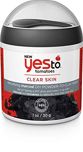 Yes To - Tomatoes, Detoxifying Charcoal Clear Skin Mask