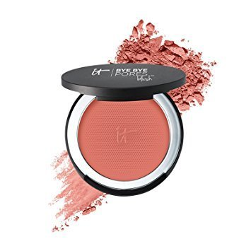 It Cosmetics - IT Cosmetics Bye Bye Pores Airbrush Brightening Blush: Naturally Pretty NEW!