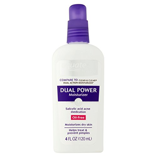 Equate  Oil Free Dual Power Moisturizer