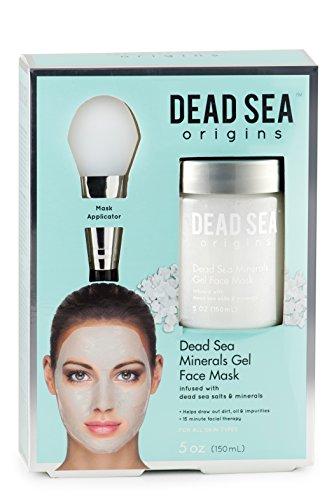 Dead Sea Origins - Dead Sea Minerals Gel Face Mask