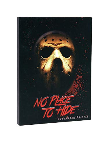 Spirit - Friday The 13th No Place To Hide Eyeshadow Palette