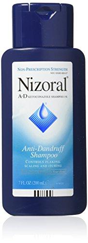 Nizoral - Nizoral AntiDandruff Shampoo, 7-Ounce Bottles (Pack of 2)