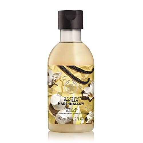 The Body Shop - Vanilla Marshmallow Shower Gel