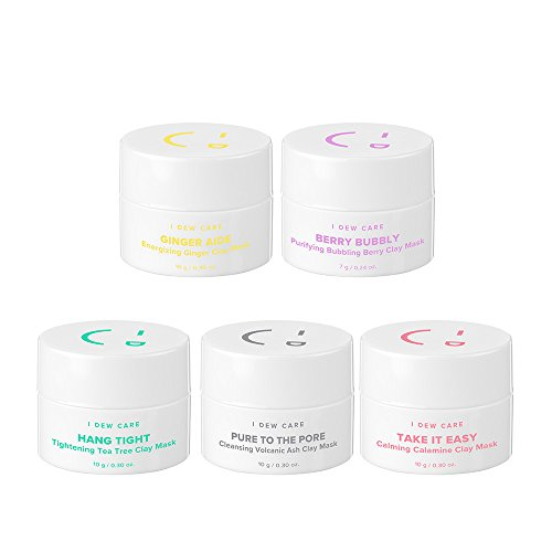 I DEW CARE - Mini Magic Clay Mask Set
