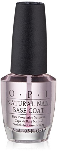 OPI Nail Lacquer Base Coat, Natural Nail