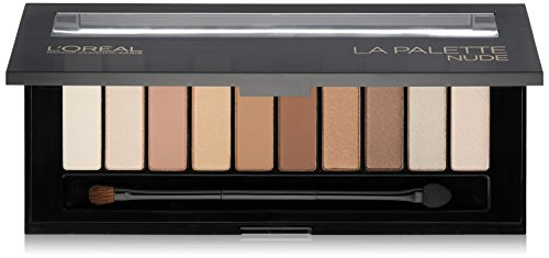L'Oreal Paris - Colour Riche Eye La Palette Eye Shadow, Nude Intense