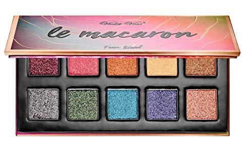 Violet Voss - VIOLET VOSS Fun Sized Mini Eyeshadow Palette (Le Macaron - metallic)