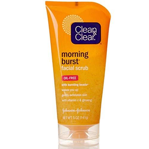 Clean & Clear - Clean & Clear Morning Burst Oil-Free Facial Scrub