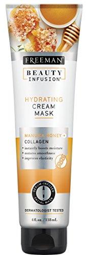 Freeman - Hydrating Cream Mask, Collagen