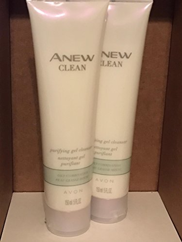 AVON Anew Clean Purifying Gel Cleanser
