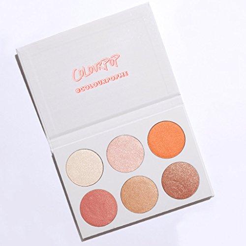 Colourpop - Highlighter Palette, Gimme More!
