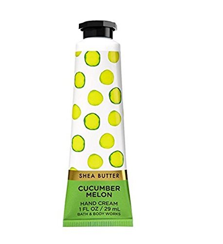Bath & Body Works - Shea Butter Hand Cream Cucumber Melon