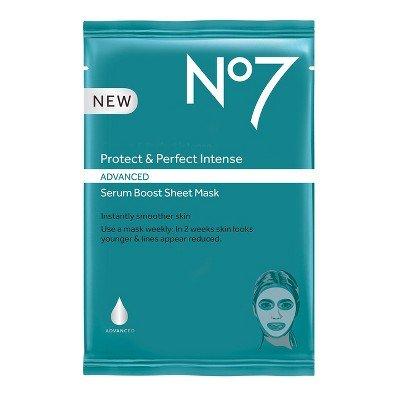 No. 7 - Protect & Perfect Intense Advanced Serum Boost Sheet Mask