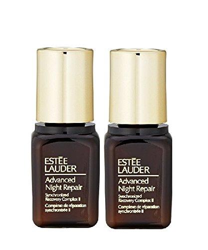 Estee Lauder - Lot of 2 x 0.24 oz / 7 ml Estee Lauder Advanced Night Repair Synchronized Recovery Complex * BRAND NEW*