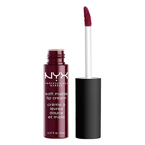 NYX - Soft Matte Lip Cream, Copenhagen