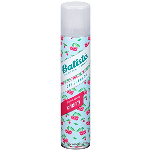 Batiste Dry Shampoo, Cherry Fragrance