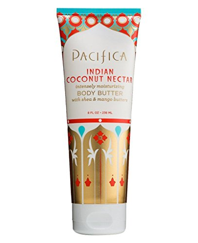Pacifica - Body Butter Tube, Indian Coconut Nectar