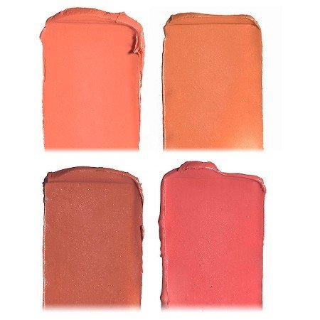 e.l.f. - Multiple Colors Cream Blush Palette, Soft