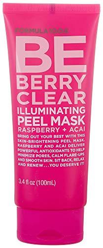 Formula 409 - Formula 10.0.6 Be Berry Clear Illuminating Peel Mask - 100ml