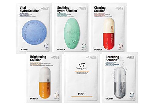 Dr. Jart - Sheet Mask Set, Firming