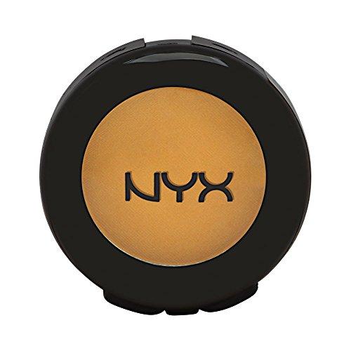 NYX - NYX Hot Singles Eye Shadow-B - Butterscotch