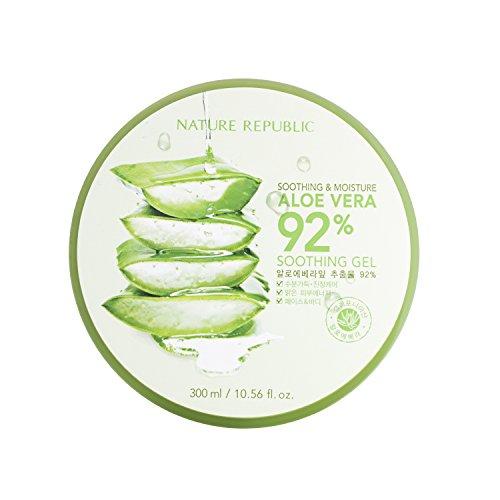 Nature Republic - Soothing & Moisture Aloe Vera 92% Gel