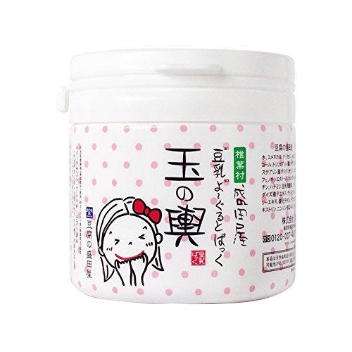 Tofu Moritaya - Tofu Moritaya Soy Milk Yogurt Facial Mask, 6.4 Ounce