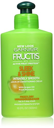 Garnier - Sleek & Shine Intensely Smooth Leave-In Conditioning Cream