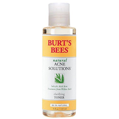 Burt's Bees Acne Solutions Clarifying Toner, Face Toner for Oily Skin