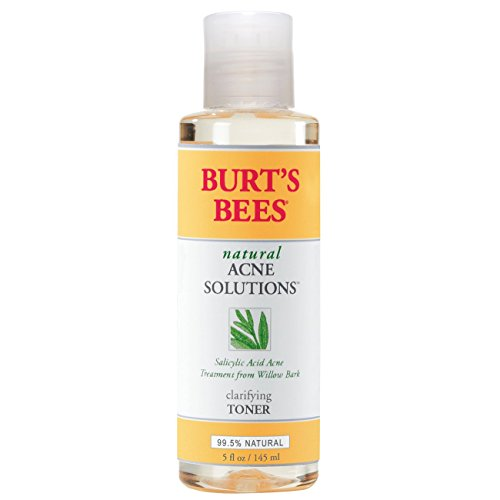 Burt's Bees - Acne Solutions Clarifying Toner, Face Toner for Oily Skin