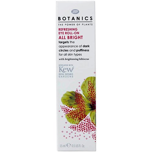 Boots Botanics - All Bright Refreshing Eye Roll-On