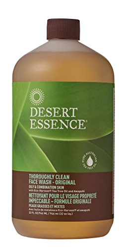 Desert Essence - Thoroughly Clean Face Wash