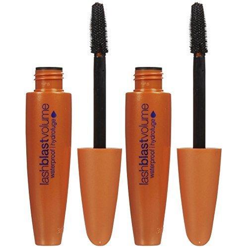 COVERGIRL - CoverGirl Lashblast Waterproof Mascara - Very Black (825) - 2 pk