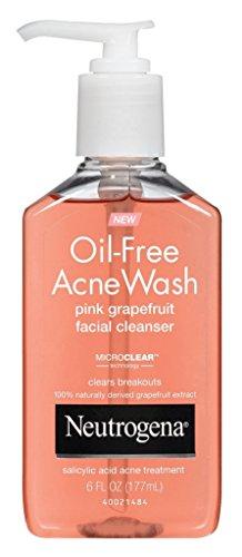 Neutrogena Acne Wash Pink Grapefruit