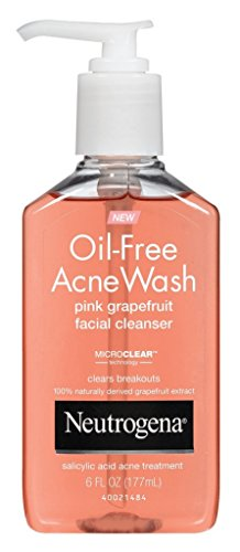 Neutrogena - Acne Wash Pink Grapefruit