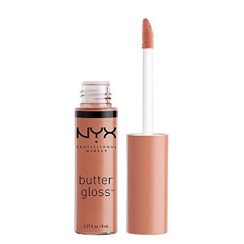 NYX Butter Gloss, Madeleine