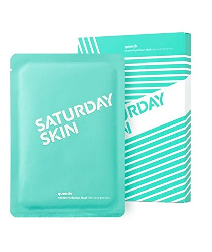Saturday Skin Quench Intense Hydration Mask