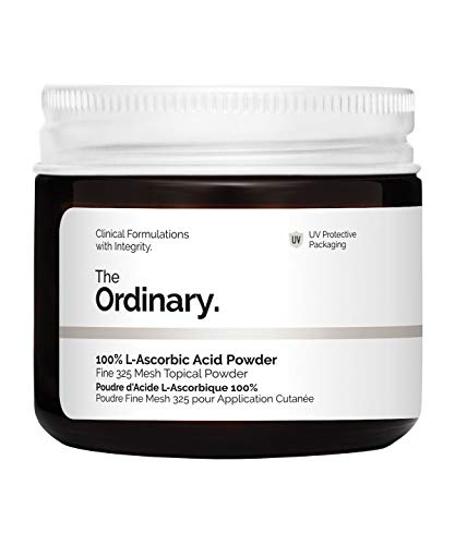 null - The Ordinary 100% L-Ascorbic Acid Powder Fine 325 Mesh Topical Powder w/ Vitamin C