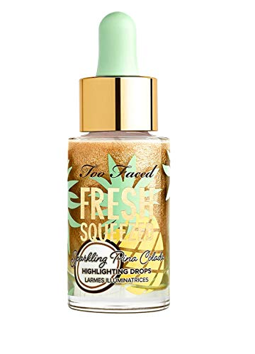 Too Faced - Tutti Frutti Fresh Squeezed Highlighting Drops, Sparkling Pina Colada