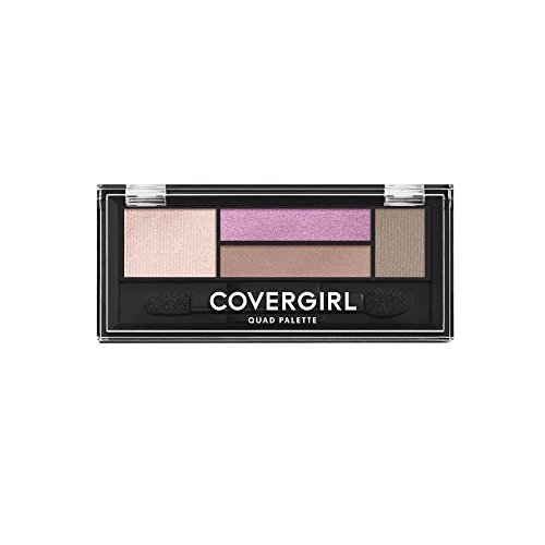 COVERGIRL - COVERGIRL Eye Shadow Quads Blooming Blushes 720, .06 oz (packaging may vary)